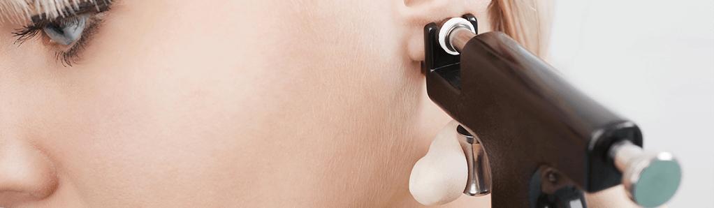 Ear Piercing Banner