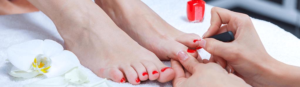Manicure & Pedicure Banner
