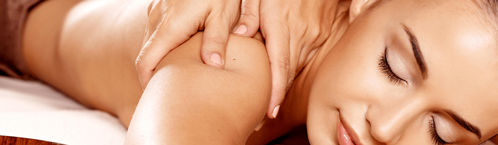Massage & Body Scrub Banner